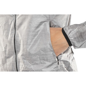 Protective P-Cover Windjacket Damen silver